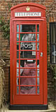 Park Farm Business Centre post box